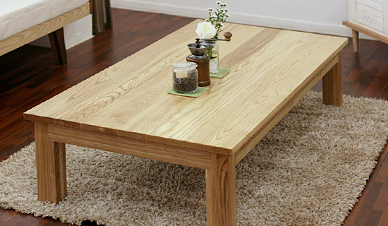 Basic ash table